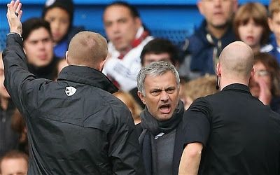 Best Football Coachs: Mourinho directed verbally abusive to the referee of the game against Cardiff… and FA accused Mourinho of misconduct