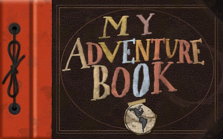 how to make my adventure book