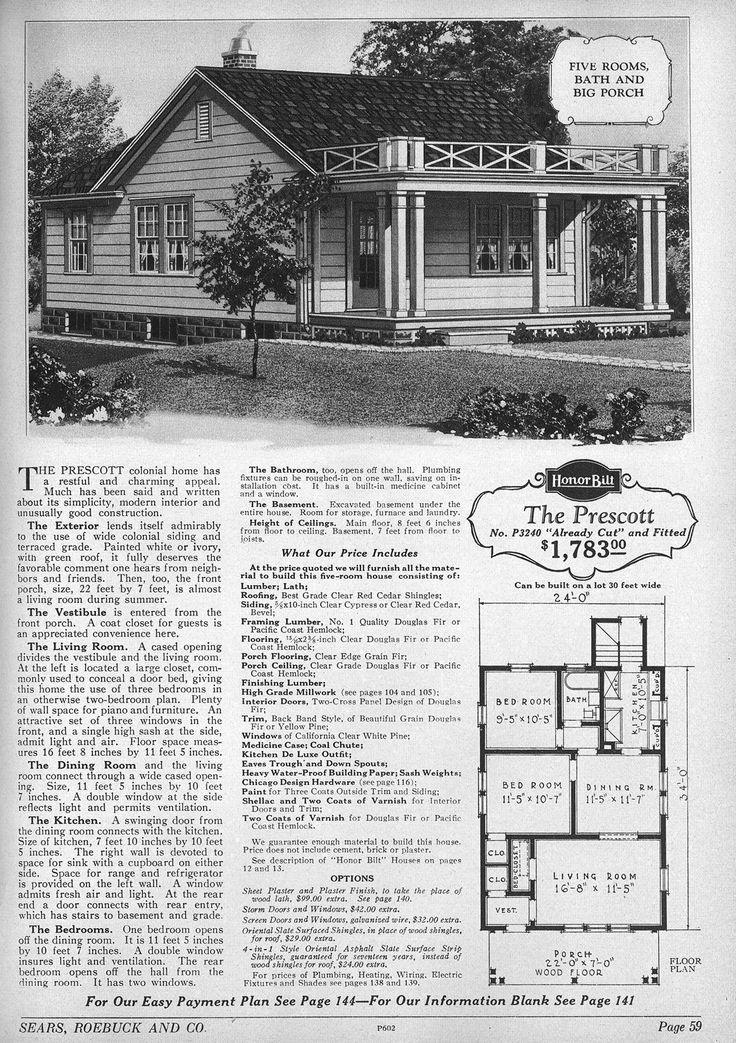 17 best images about sears catalog homes on pinterest for 1930s house plans