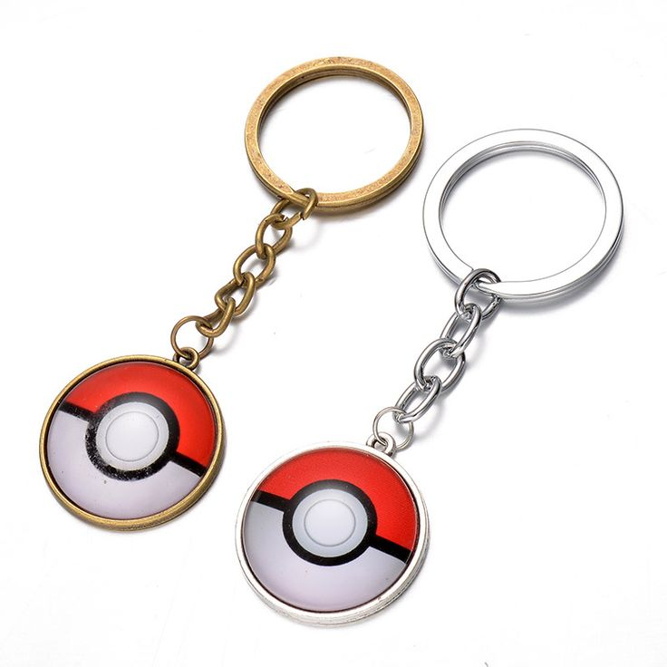 Anime Pocket Monster Pokemon Keychain For Women Trinket Poke Ball Men Key Chain Ring Keyring Jewelry Gift Souvenirs Llaveros