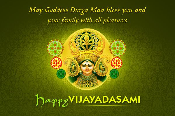 Durga Puja is celebrated every year in the Hindu month of Ashwin (September-October) and commemorates Prince Rama's invocation of the goddess before going to war with the demon king Ravana.  Thewebomania team wishing you all a very Happy Dussehra. Hope this festive season brings lots of joy to all of you