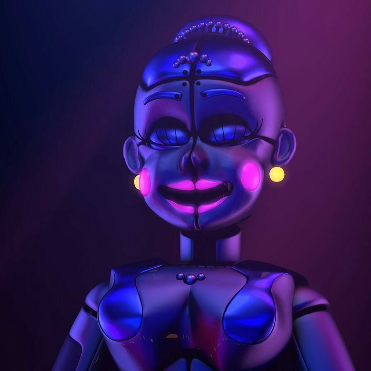 Our Friends And I Fnaf: The Show Is Starting... Ballora Poster