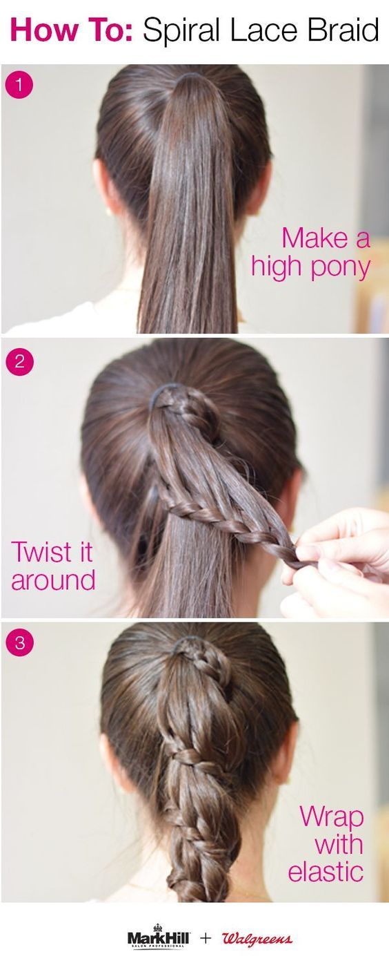 These 22 cute and simple hairstyles to stick throughout your little ones entire …