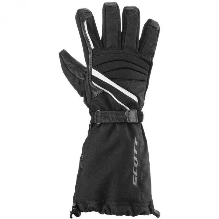 Scott BECKEN II Gloves (BLK) www.importationsthibault.com