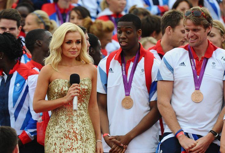 Katherine Jenkins - Olympics & Paralympics Team GB - London 2012 Victory Parade