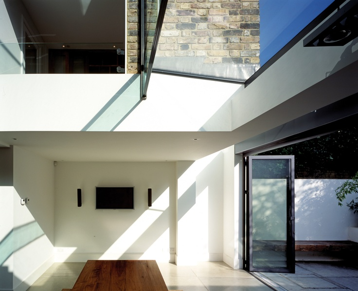 Rear #extension | Private House | London SW18 | Giles Pike Architects