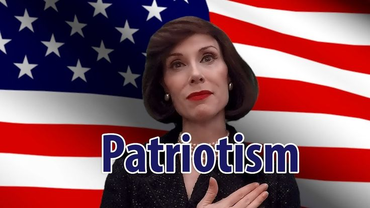 10 Things About Patriotism