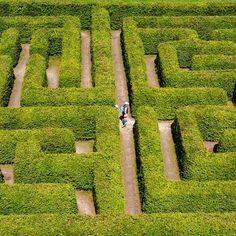 Kudy z nudy - 15 tipů pro zábavné bloudění: bludiště a labyrinty v Česku