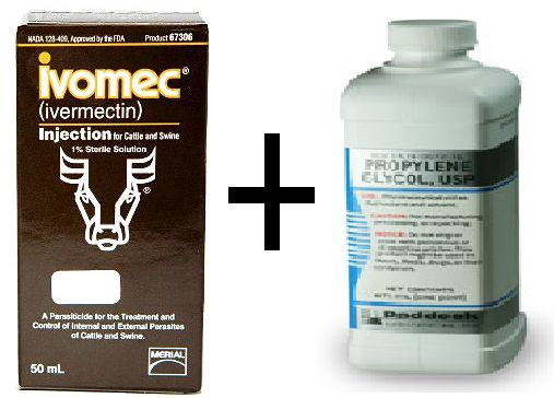 IverProp - Home inexpensive administration of heartworm preventative for pennies per day!