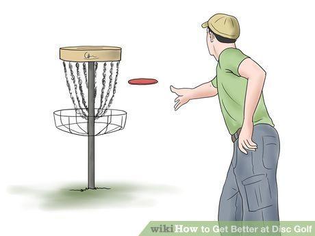 Image titled Get Better at Disc Golf Step 2