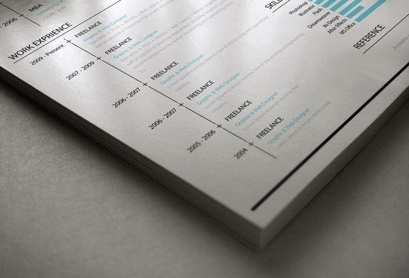 minimalistic psd resume setsimplicity wanted simplicity wanted