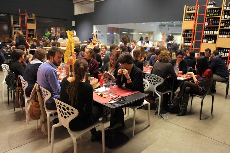 a tavola per parlare di food e condividere applicazioni interessanti #fgd