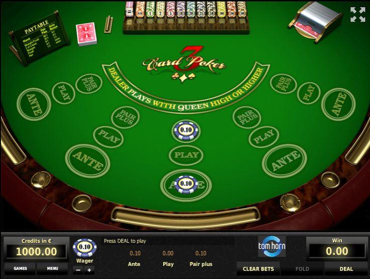 Three Card Poker Tom Horn - http://jocuri-pacanele.com/jocul-de-cazino-online-three-card-poker-tom-horn-gratuit/