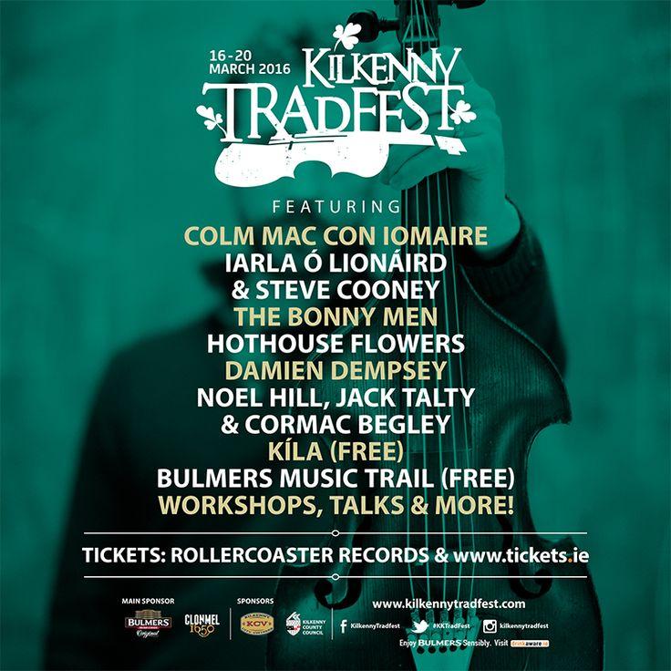 Kilkenny Tradfest Kilkenny 2016