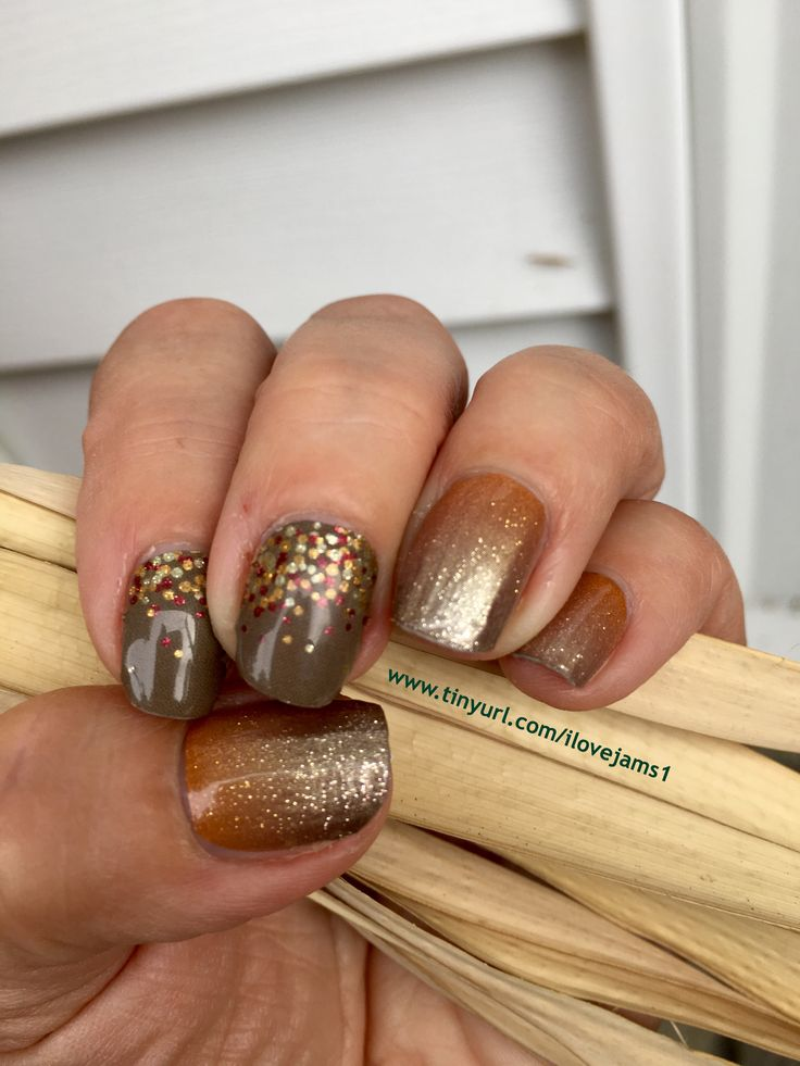 Loving this fall Jamicure! Pumpkin Spice and Apple Cider  Get your Jams on!