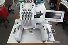 BABYLOCK EMP6 SIX NEEDLE COMMERCIAL EMBROIDERY MACHINE - #babylock, #needle, Commercial, Embroidery, EMP6, machine.