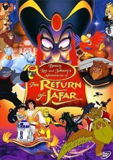 Aladdin- Sự Trở Lại Của Jafar - HD