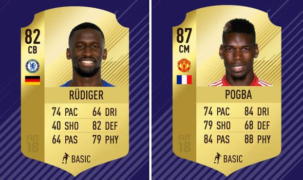 FIFA 18 TOTW 16 predictions: FUT Team of the Week to include Chelsea and Man Utd stars    via Arsenal FC - Latest news gossip and videos http://ift.tt/2CFKVwG  Arsenal FC - Latest news gossip and videos IFTTT