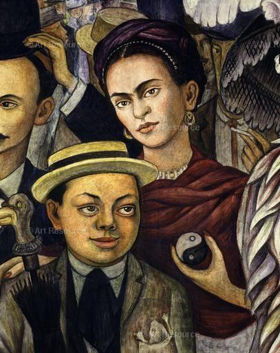 Rivera, Diego (1886-1957) © ARS, NY