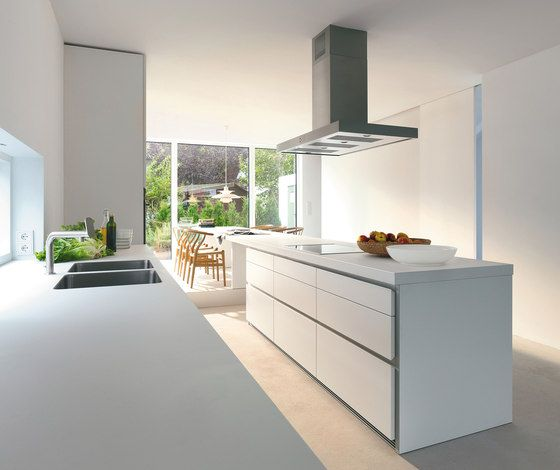 Fitted kitchens | Complete kitchens | bulthaup b1 | bulthaup. Check it on Architonic