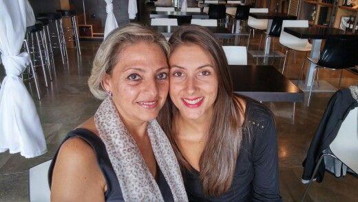 Maricarmen y Andrea