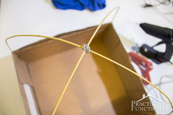 DIY Cat Tent Bed - Practically Functional®                                                                                                                                                                                 More