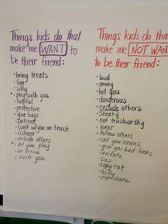 2nd Grade Friendship Troubles