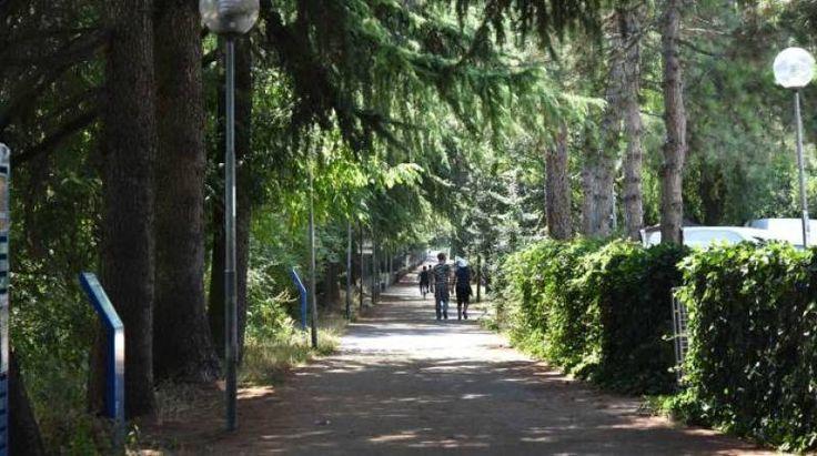 Il parco delle 'Caprette'