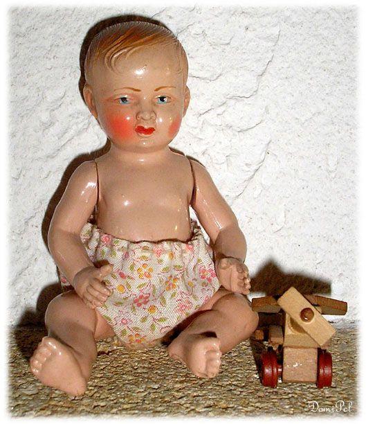 17 best images about celluloid dolls on pinterest vintage dolls french and girl dolls. Black Bedroom Furniture Sets. Home Design Ideas
