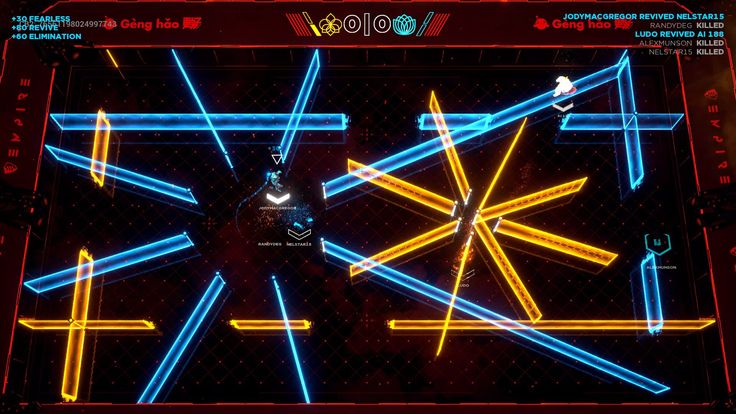 Laser League dashes into Early Access with a 30% discount