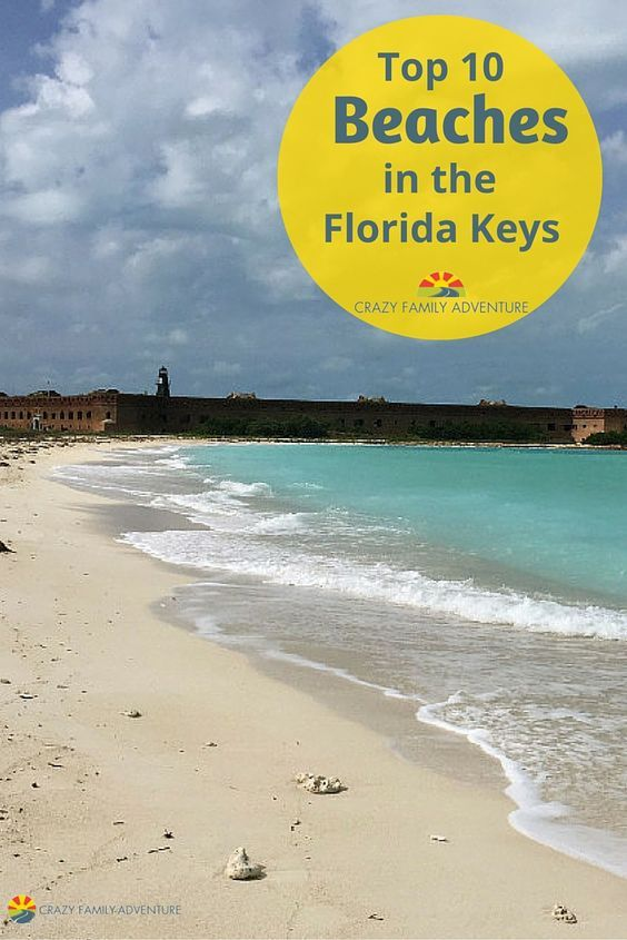 Top 10 Florida Keys Beaches The Florida Keys The O Jays
