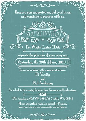 Best Fundraiser Invitations Images On   Fundraisers