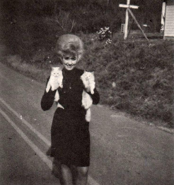 Dolly Parton, 1960.