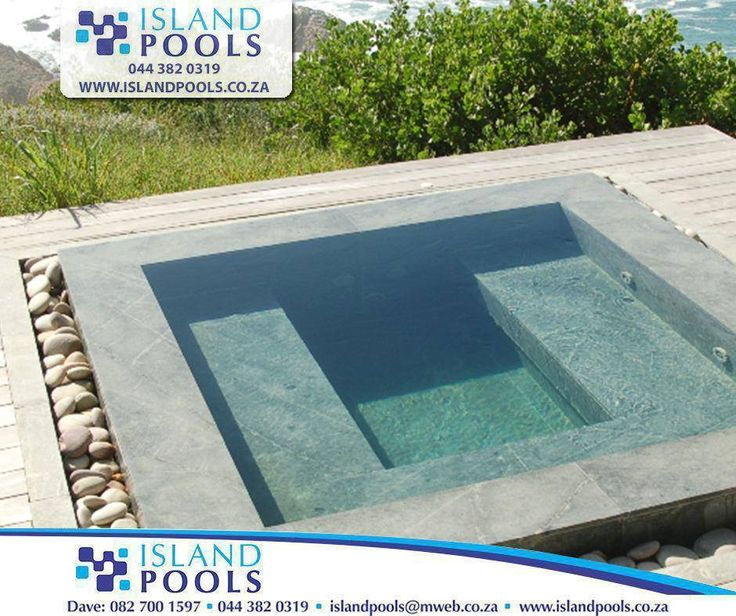 At #IslandPools, we have a wide range of pre-fabricated spas, allowing for quick and easy installation. We also offer customised spas and vitality pools, designed to suit your requirements in any surface finish of your choice. Call us on 044 382 0319 for more info. #services #Spas #SwimmingPools