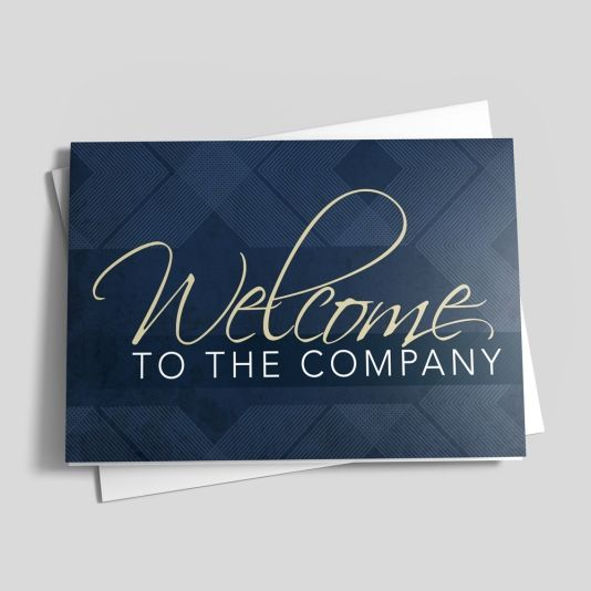 67 best welcoming new hires images on pinterest adulting balloon harlequin welcome welcome by cardsdirect m4hsunfo