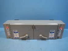 NEW Eaton 200 Amp FDPBT3644J Fusible Panel Switch 600V FDPBT3644 J Cutler Hammer (NP1507-1). See more pictures details at http://ift.tt/2hVoXhM