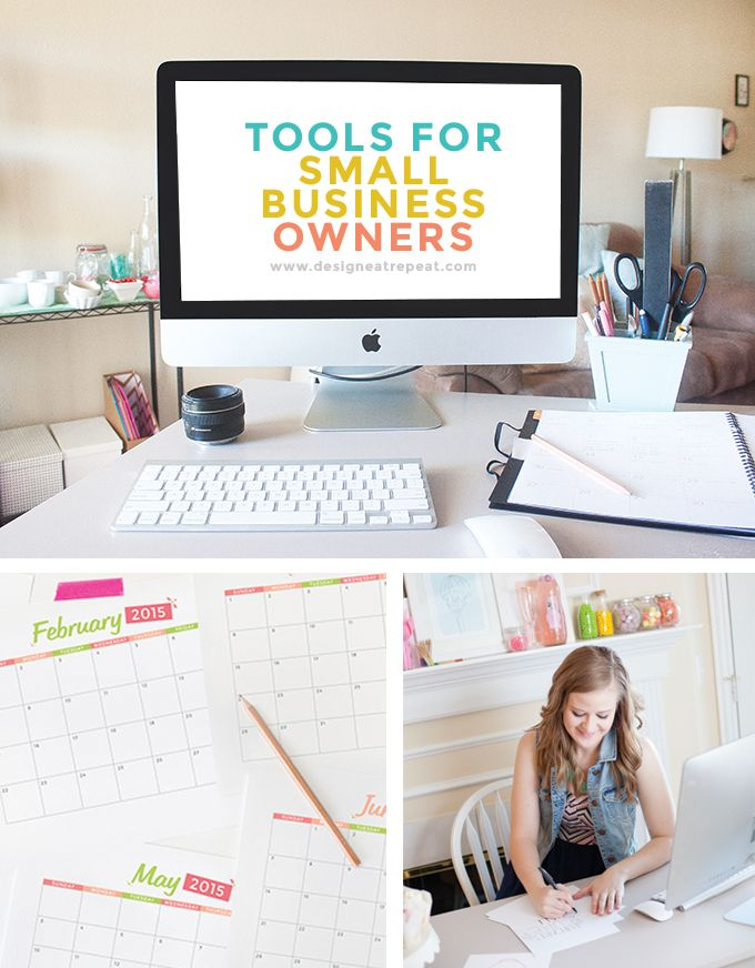My Top Six Small Business Tools