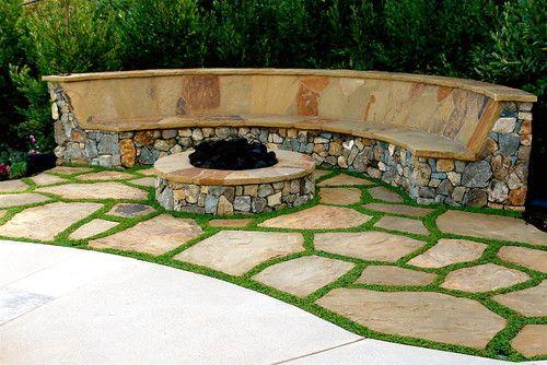 42 best garden seating ideas images on pinterest for Demaria landtech