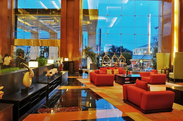 Another angle of Gumaya's Lobby
