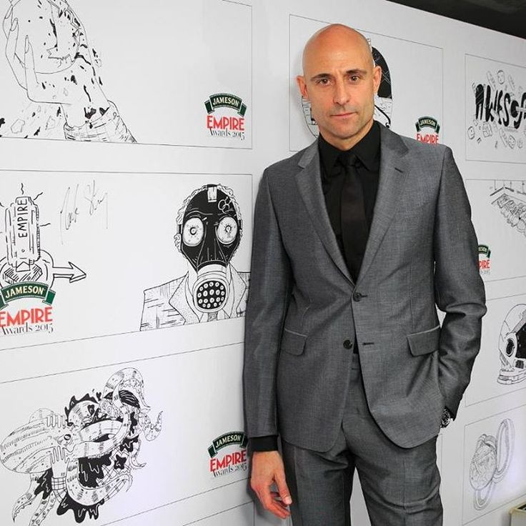 Mark Strong will play a WW2 Scientist in the Catcher Was A Spy!  #hollywood #entertainment #actor #markstrong #thecatcherwasaspy #movies #movienews