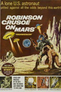 Robinson Crusoe on Mars (1964) Poster