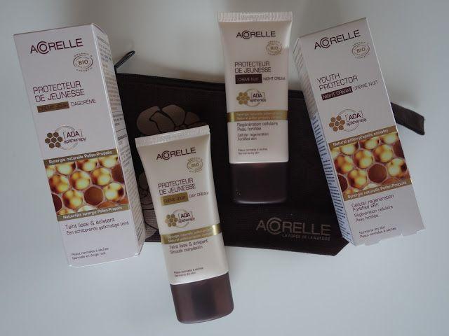 All my cosmetics: Kompletní pleťová péče Acorelle