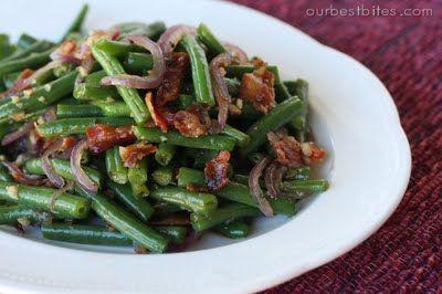 Carmelized Green BeansCaramel Green, Sidedishes, Side Dishes, Beans Recipe, Food, Green Beans, Greenbeans, Carmel Green, Mr. Beans
