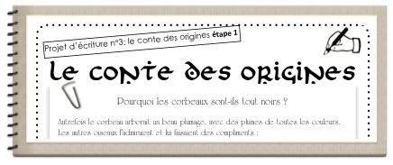 Projet d'écriture : le conte des origines - Mélimélune
