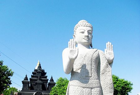 Patung Buddha Gilimanuk