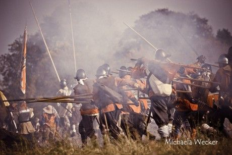 MICHAELA WECKER Photography - Fotoalbum - Vojenská historie - Třicetiletá válka - Slag om Grolle 2012 - SoG_2012_019