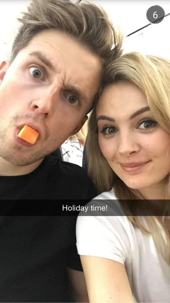 marcus butler and niomi smart relationship advice