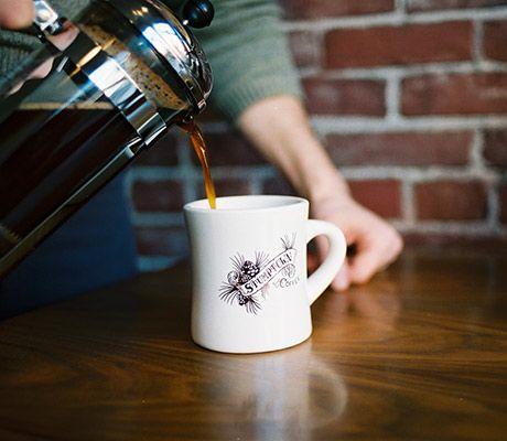 Stumptown Coffee Roasters.