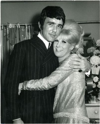 Dave Clark (Dave Clark Five) and Dusty Springfield