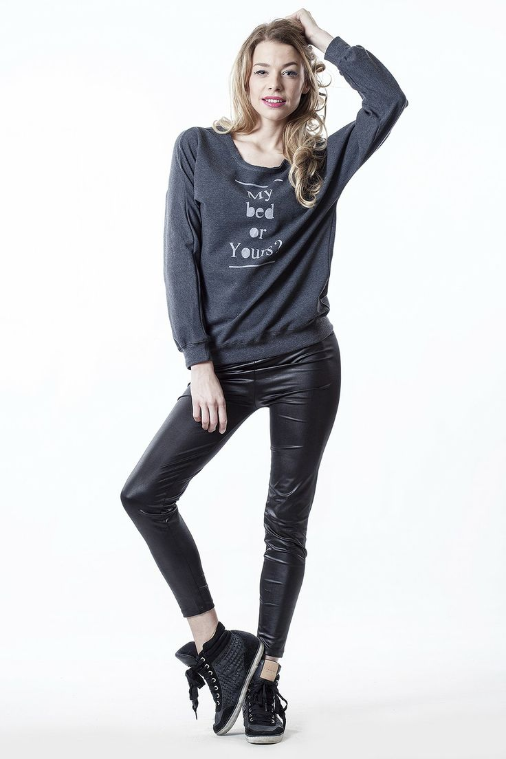 gblouse my bed - CONCRETE blonde #flowear #fashion ✻ www.flowear.org